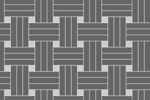 braided squares triple